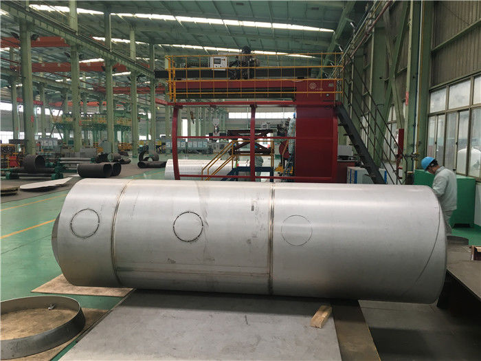 Vessel Desulfurization Marine Exhaust Gas Cleaning System