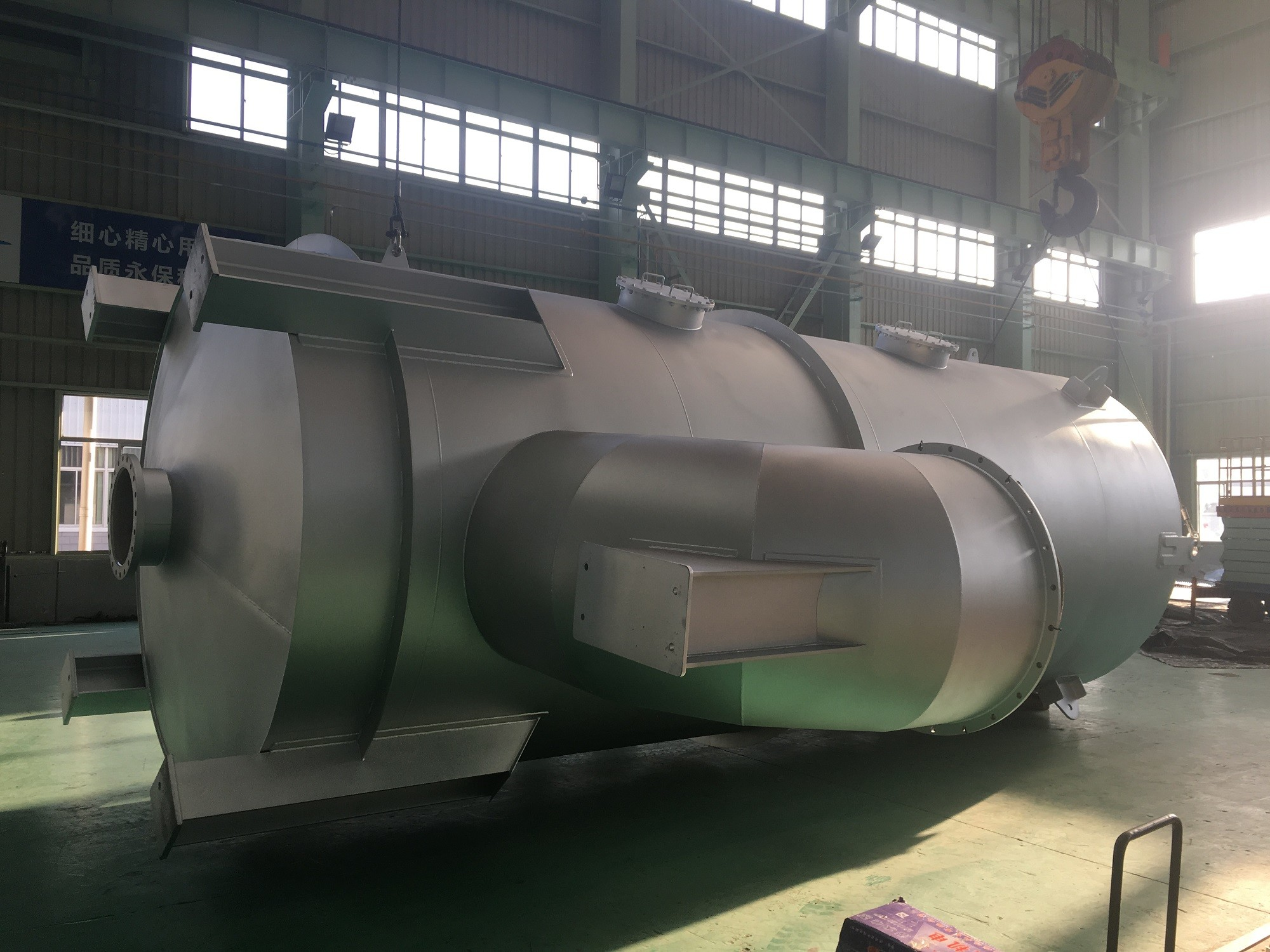 Scrubber Tower Marine Exhaust Gas Cleaning System