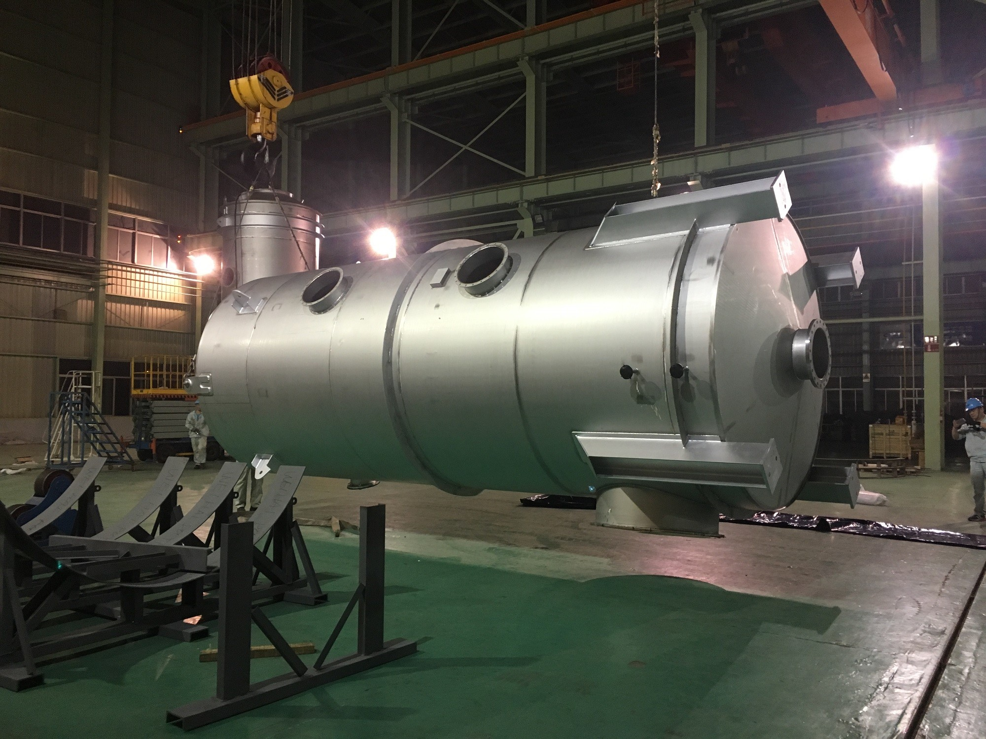 IAPP AIP Certified Puyier Ship Exhaust Scrubber