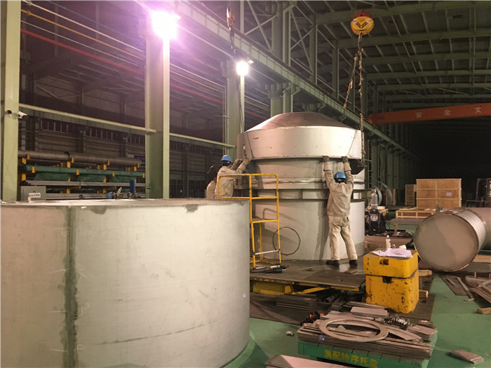 Ship SO2 Cleaning Marine Exhaust Gas Cleaning System