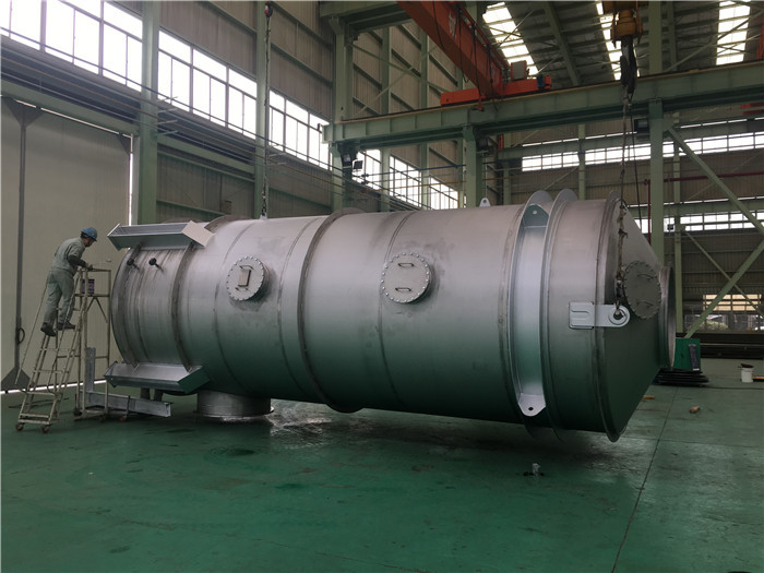 Ship Sox Cleaning Puyier Exhaust Gas Cleaning System