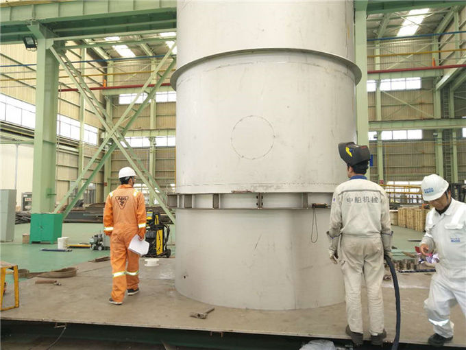 Monitoring Marine Vessel Exhaust Gas Cleaning System