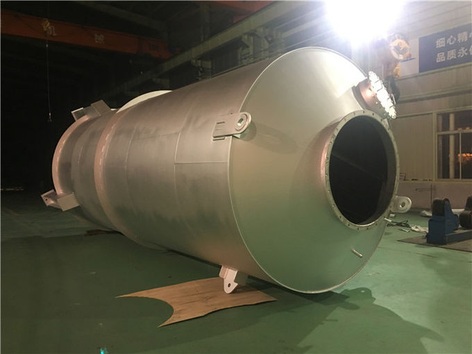 So2 Clean Gas Exhaust Vessel Scrubber System